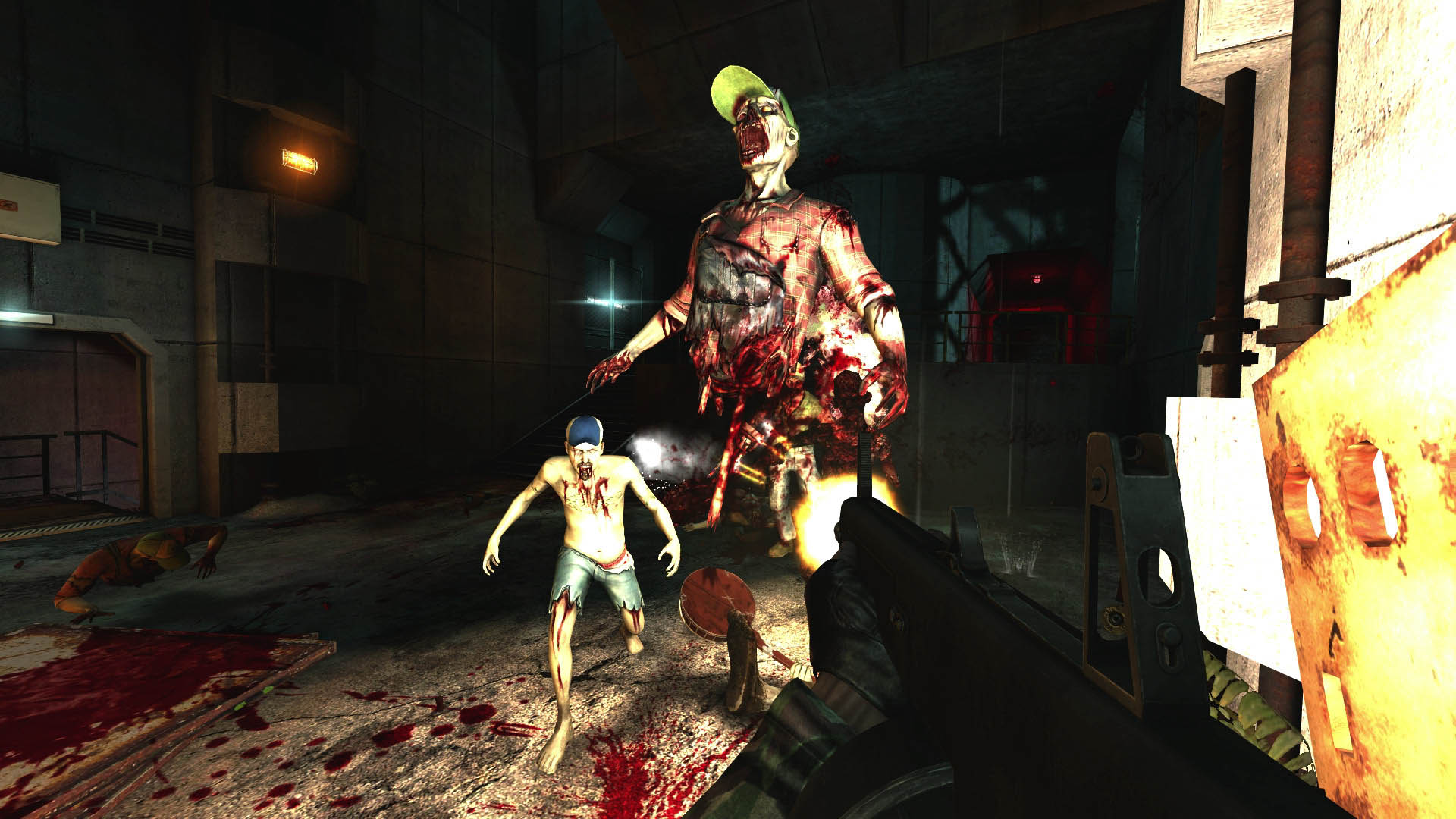 Humble Store Free Killing Floor One More Day The Escapist