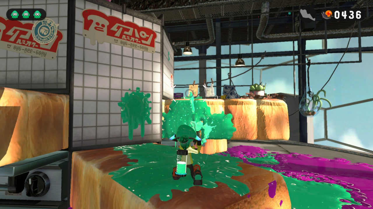 Splatoon 2 How To Beat Octo Oven Boss Guide
