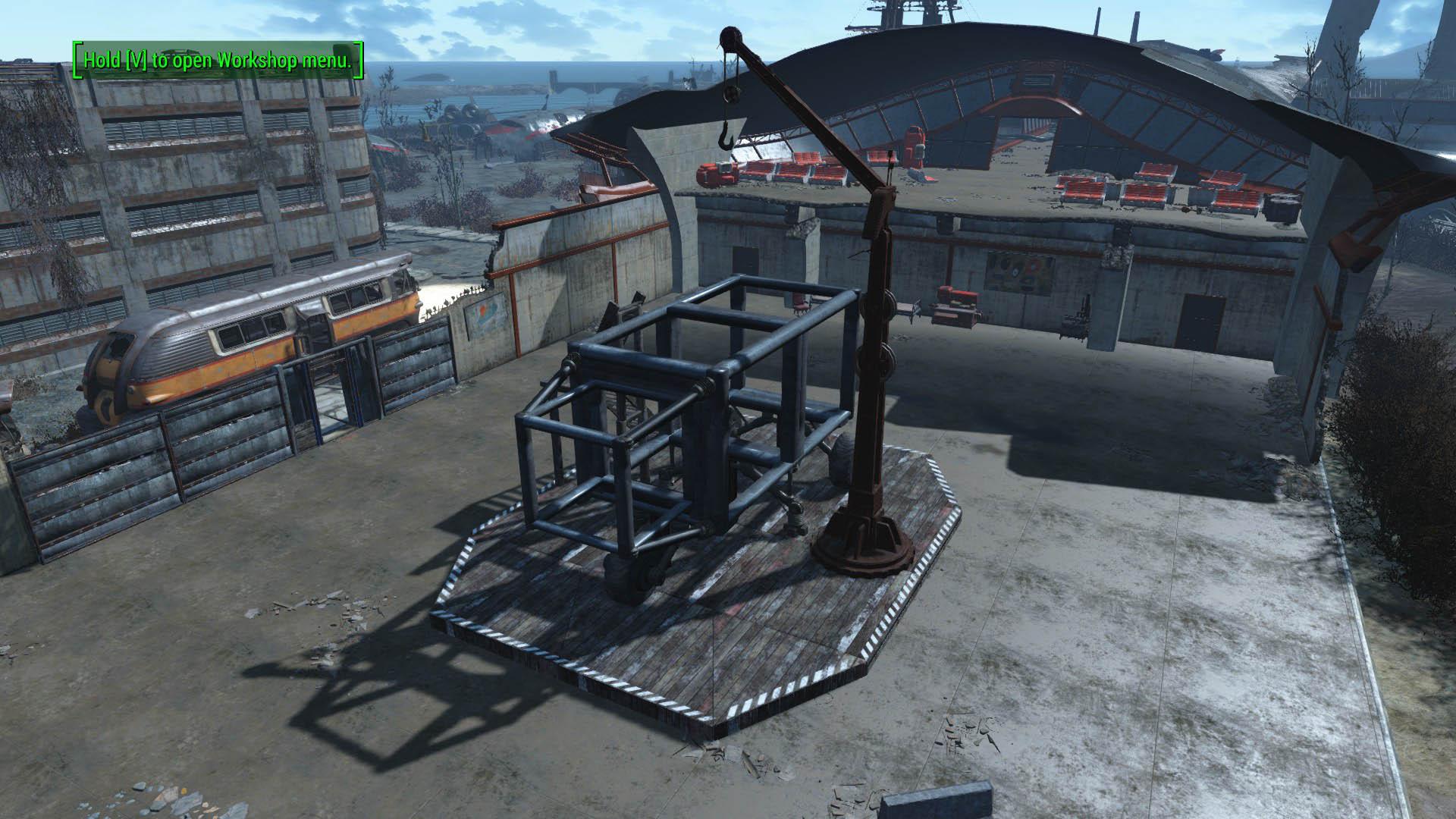 Fallout 4 Vertibird Movable Home Base Mod | The Escapist
