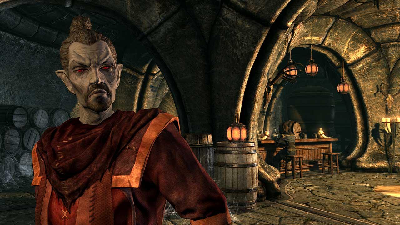 Morrowind Screenshots Xbox
