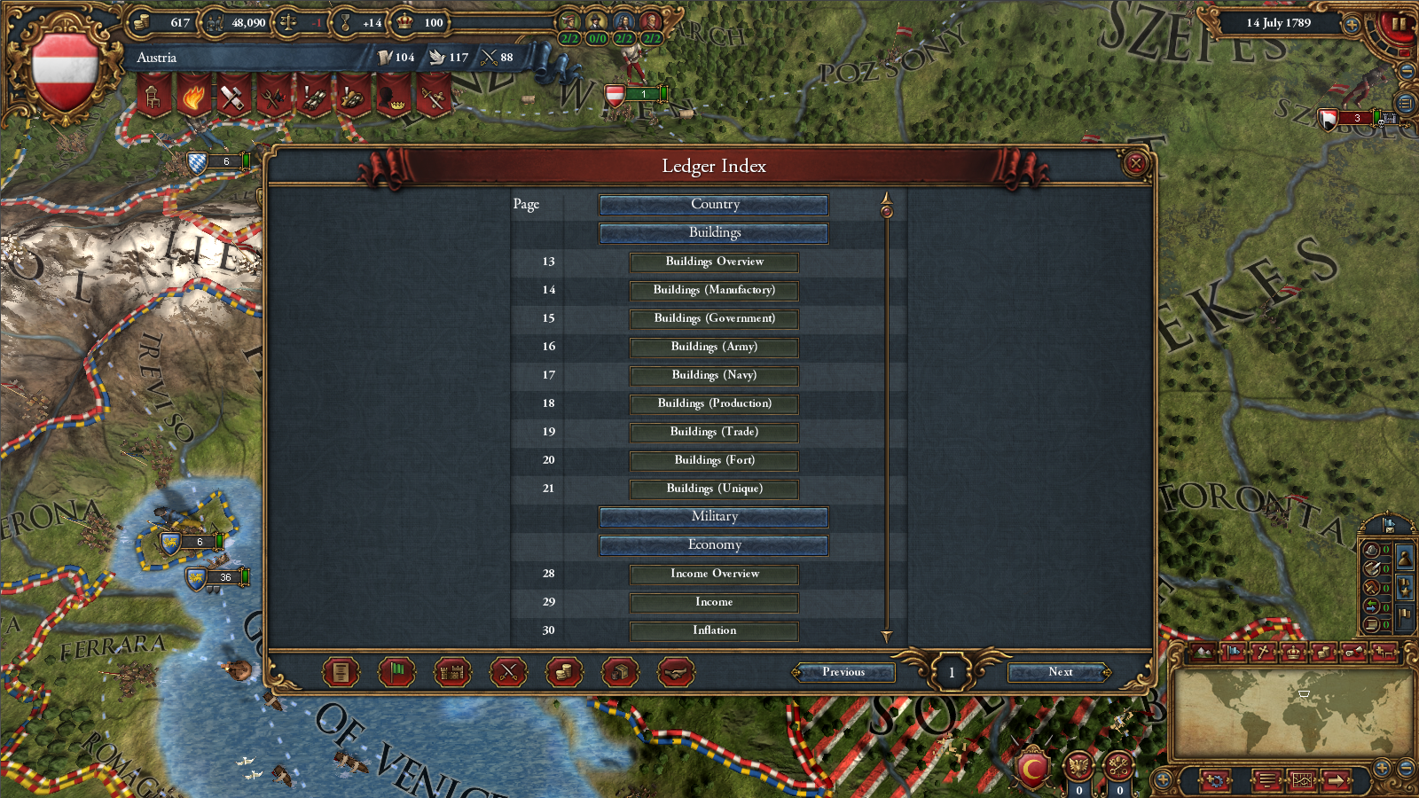 Multiplayer in Europa Universalis 4 Is Actually Fun | The Escapist