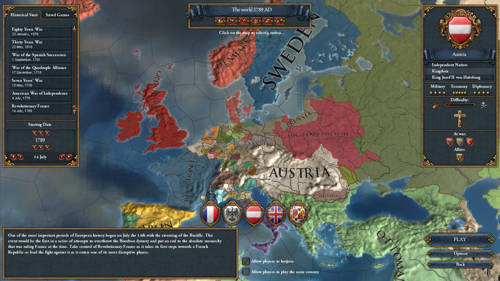 Multiplayer in Europa Universalis 4 Is Actually Fun | The