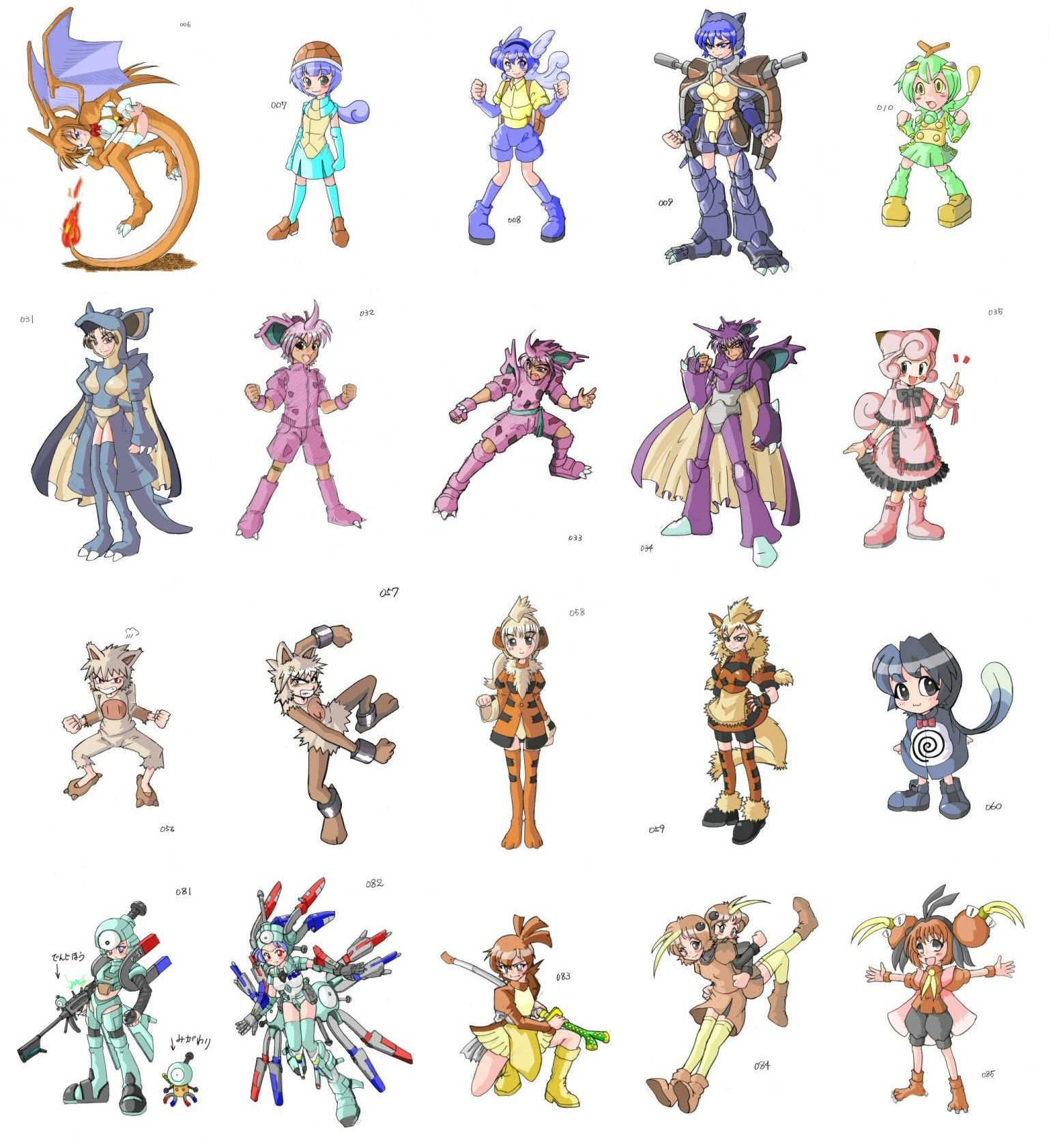 Pokemon Anime Girls   The Escapist