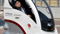 japanese robot car 1