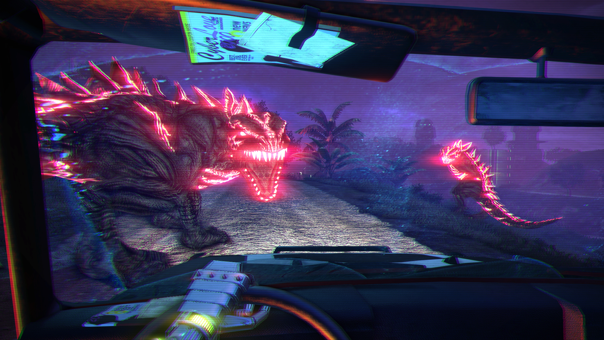 Far Cry 3 Blood Dragon Review Unapologetically 80s Reviews The Escapist