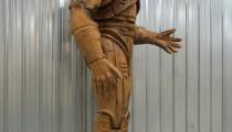 robocop statue 5