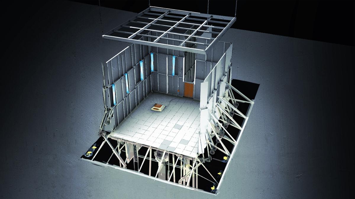Portal 2 Aperture Concept Art | The Escapist