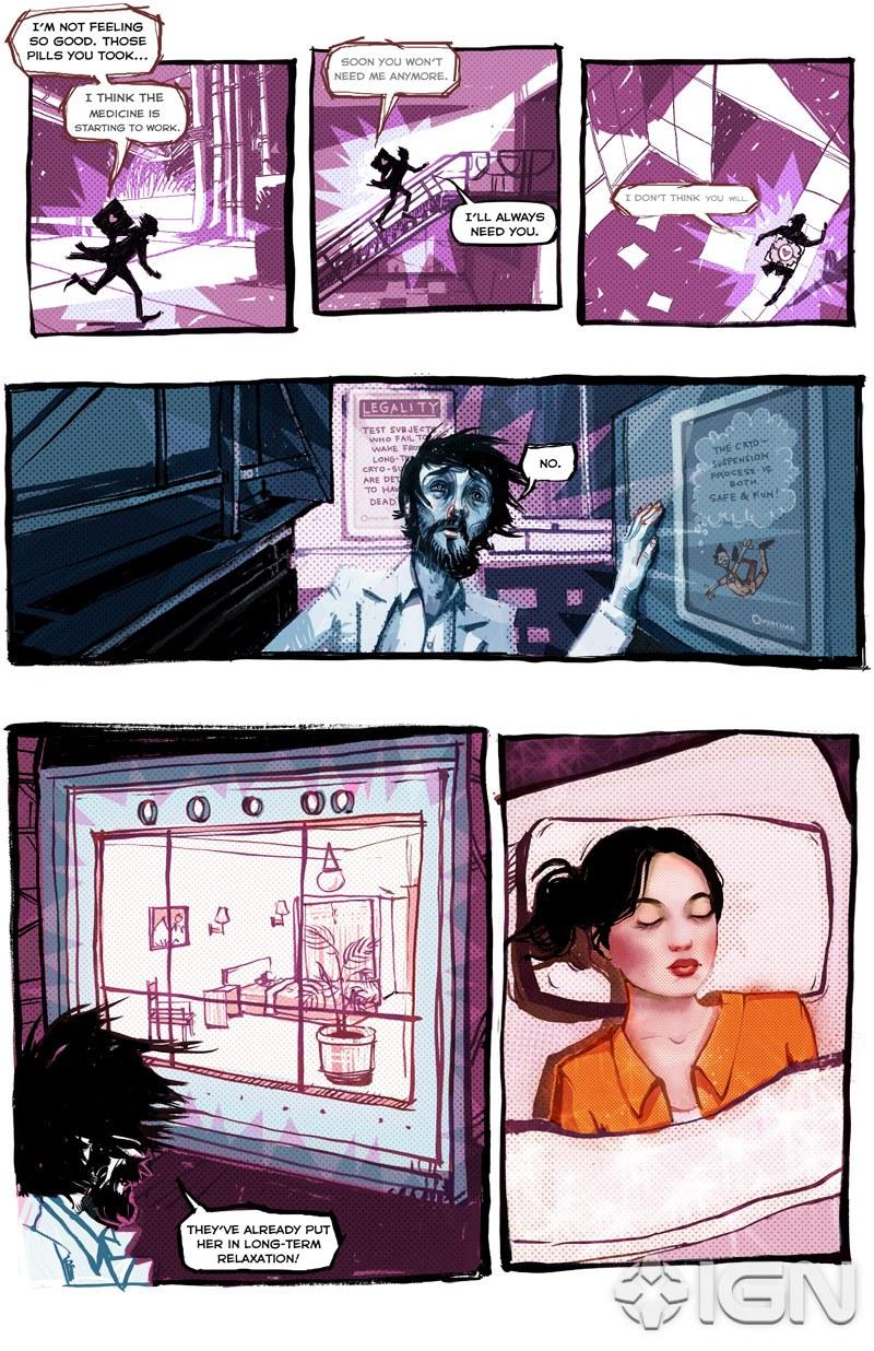 GLaDOS Origin Story Told in Full Portal 2 Comic