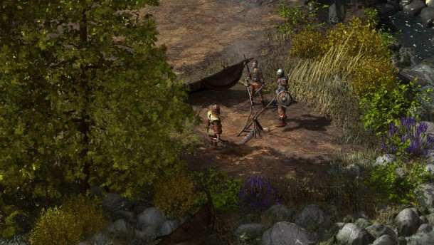 Leaked Project Eternity Screens Show off Isometric Goodness