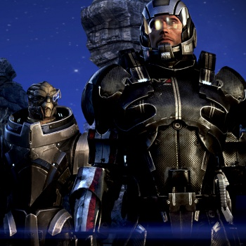 """New Mass Effect """"Moving Forward"""""""