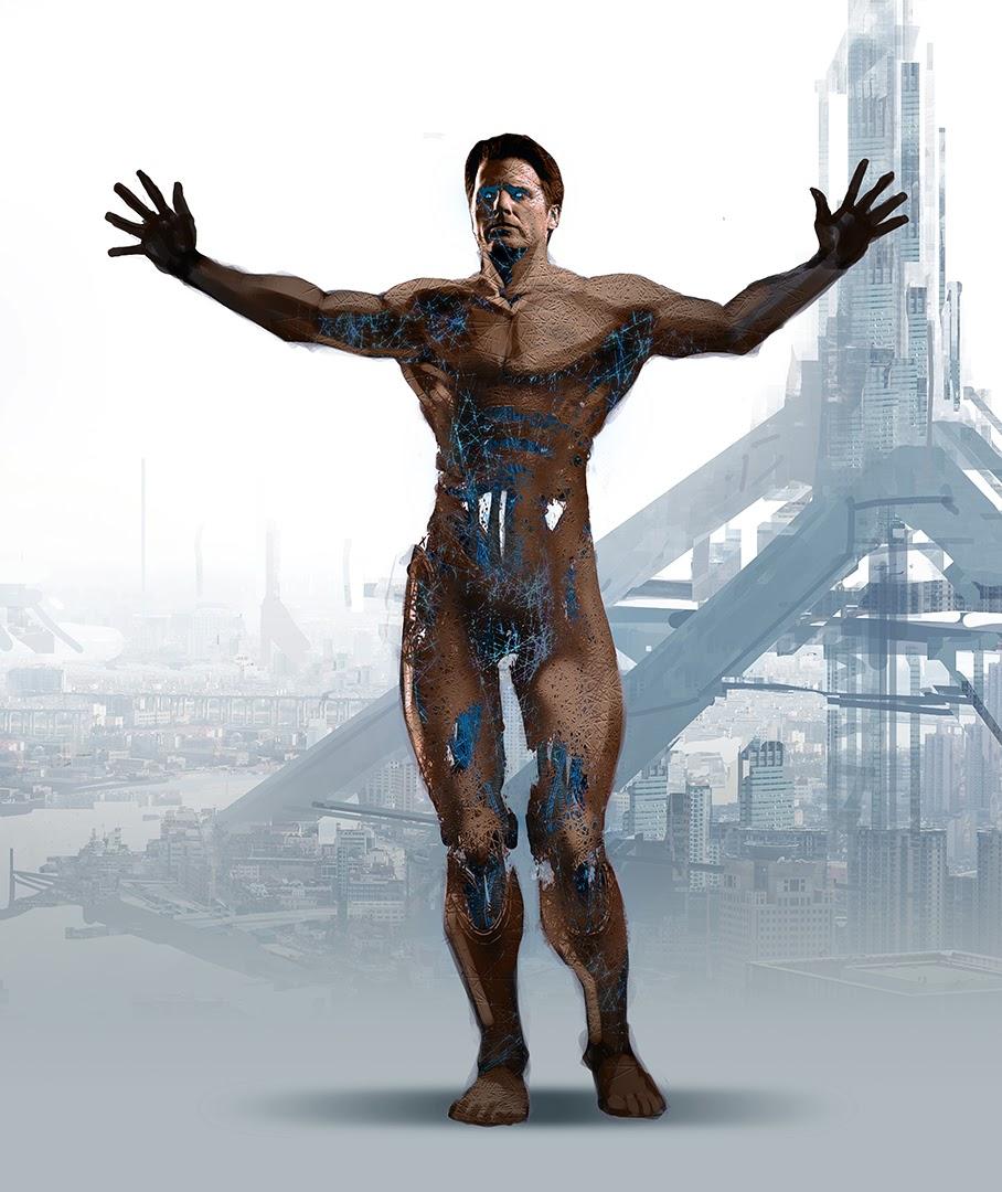 Bioware Artist Reveals Early Mass Effect Dragon Age Art And Ideas