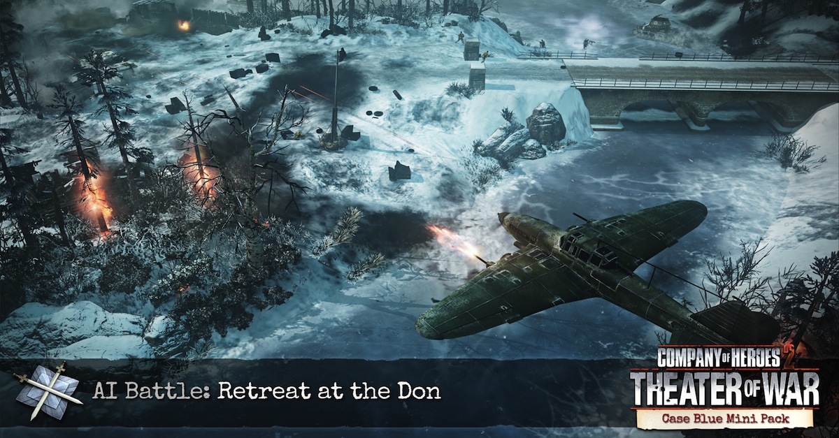 New Company Of Heroes 2 Maps Take The Wehrmacht East The Escapist