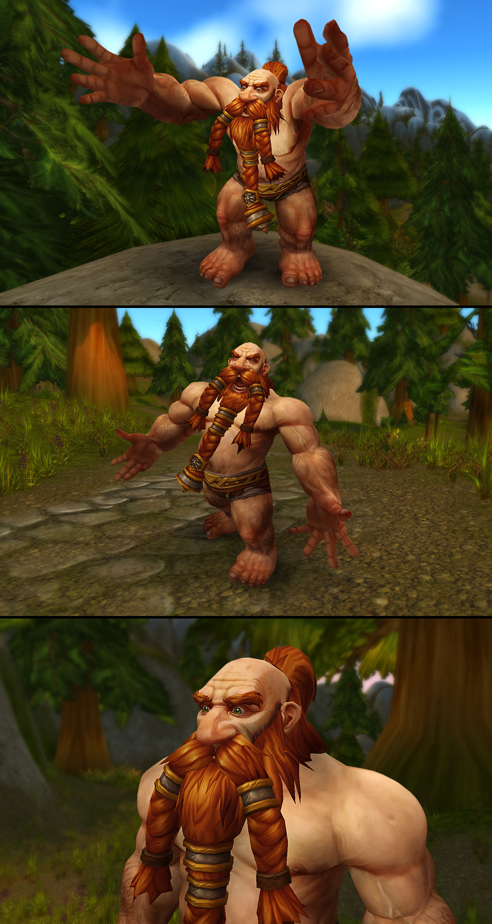 Female Gnome: Check Out World Of Warcraft's Updated Player Models