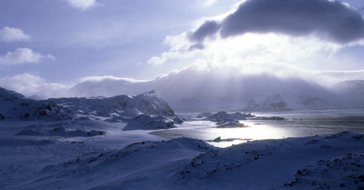 Coldest Spot On Earth Found In Antarctica The Escapist