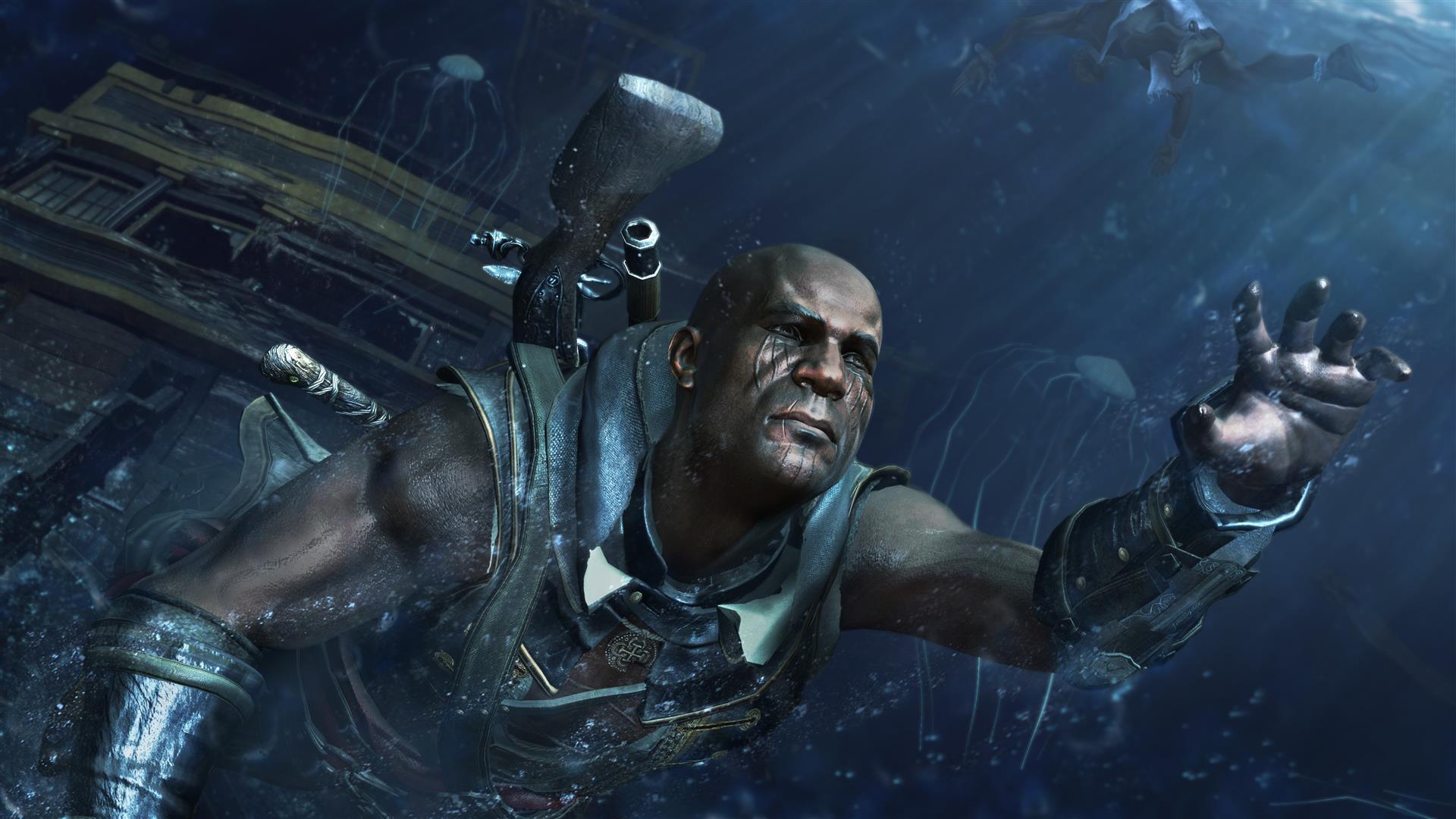 Assassins Creed IV: Black Flag - Sky Stories Stream