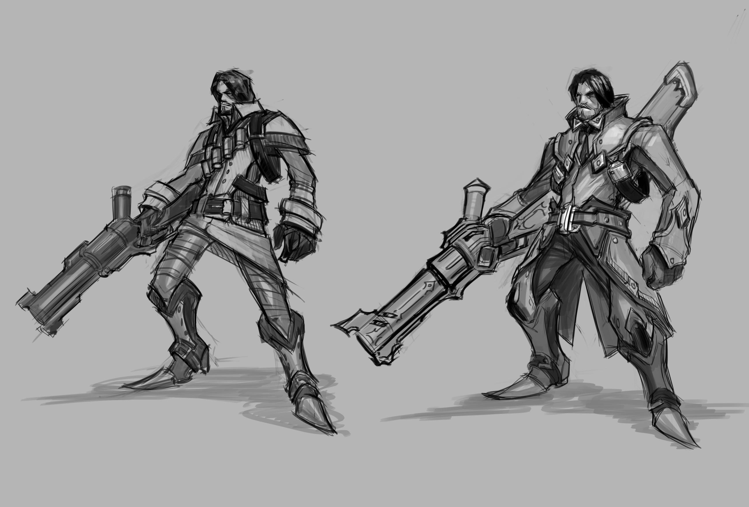 League Of Legends Artist Ironstylus Unveils Original Character Concepts The Escapist For complete results, click here. league of legends artist ironstylus