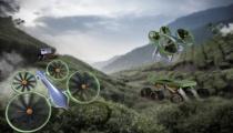 Autonomously farming where previously impossible