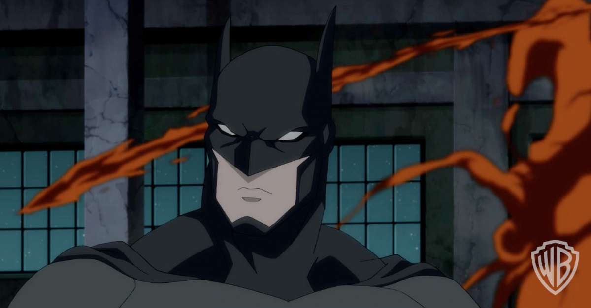 justice league  war kicks off new dc animated universe