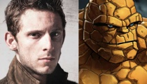Jamie Bell - Ben Grimm / The Thing