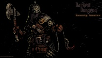 The Bounty Hunter character wallpaper.