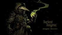 The Plague Doctor character wallpaper.