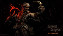 The Occultist character wallpaper.
