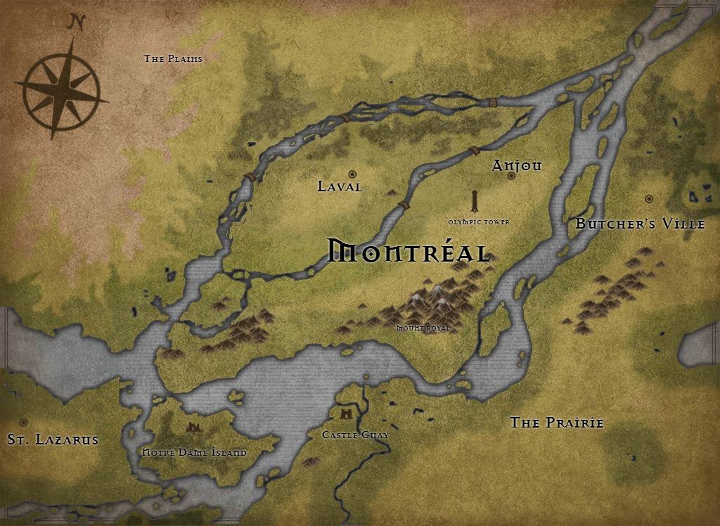 InKarnate Fantasy Map Maker Public Testing Opens