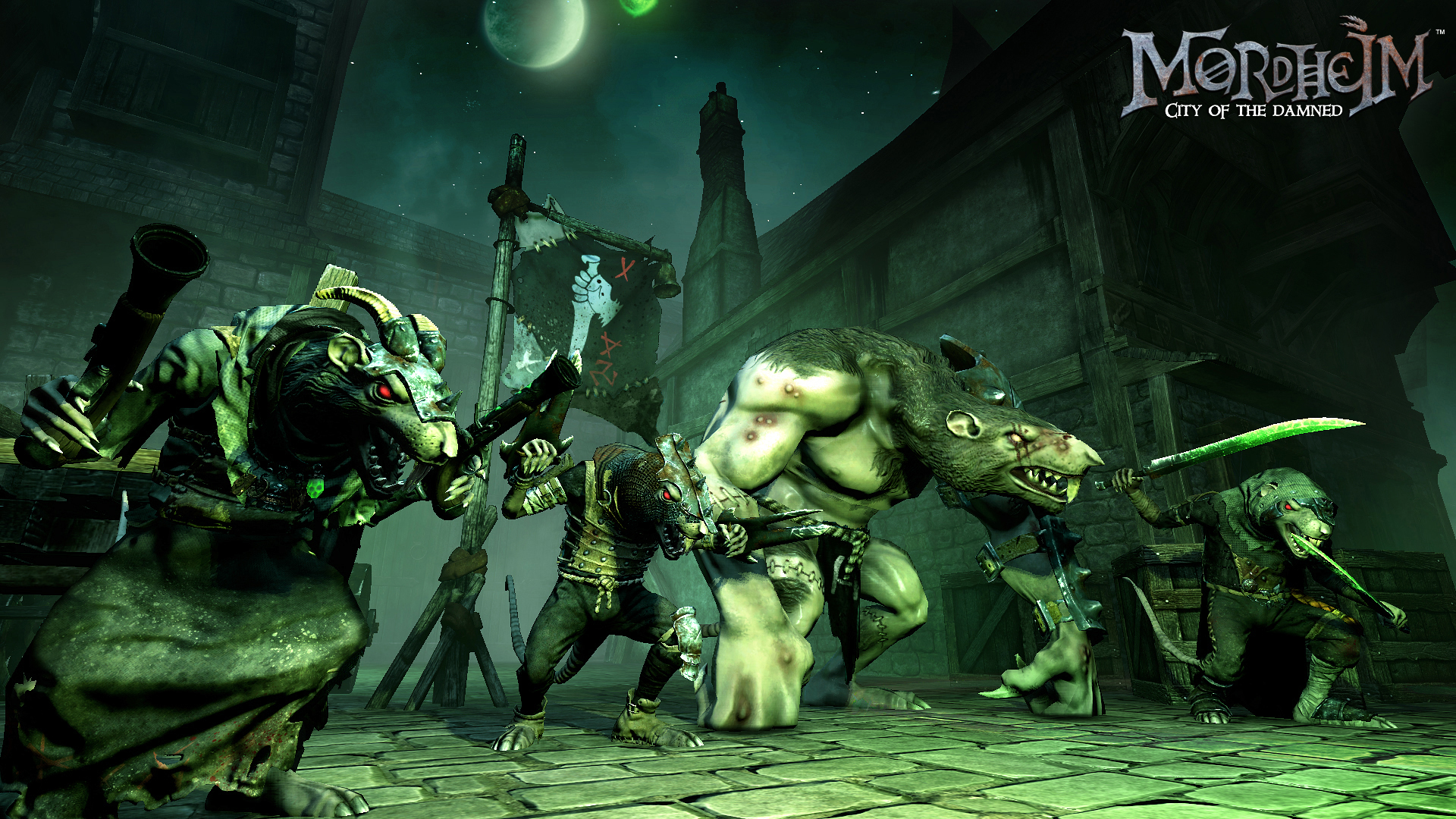 Cult Warhammer Game Mordheim Resurrects On The Pc The Escapist