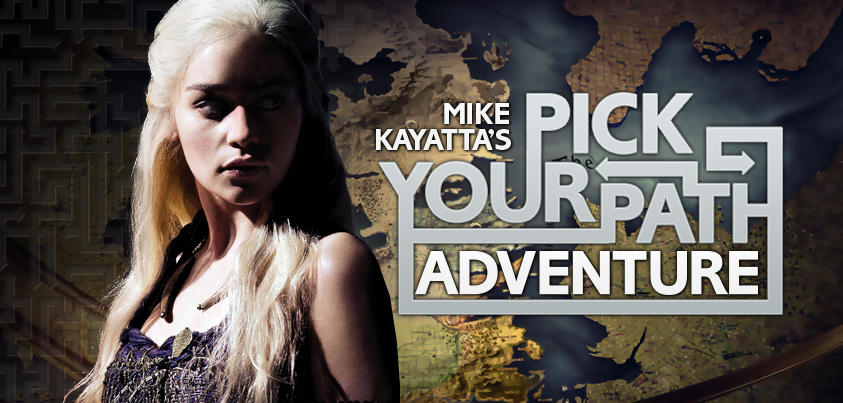 End Game Of Thrones Pick Your Path Adventures The Escapist