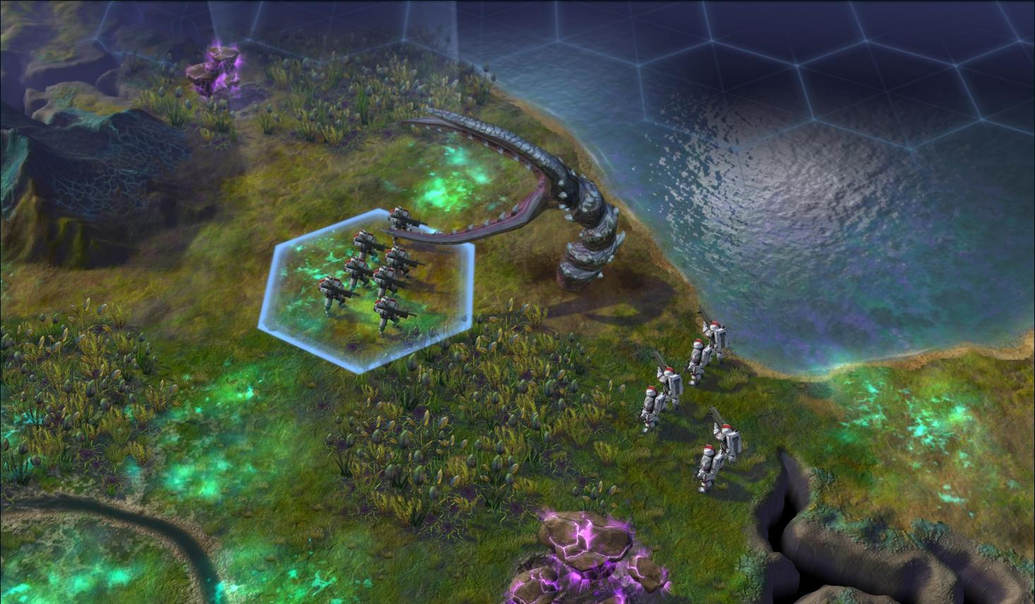 Civilization: Beyond Earth Screenshots Leaked - Update