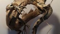 Cardboard Dragonby Kai-Xiang Xhong