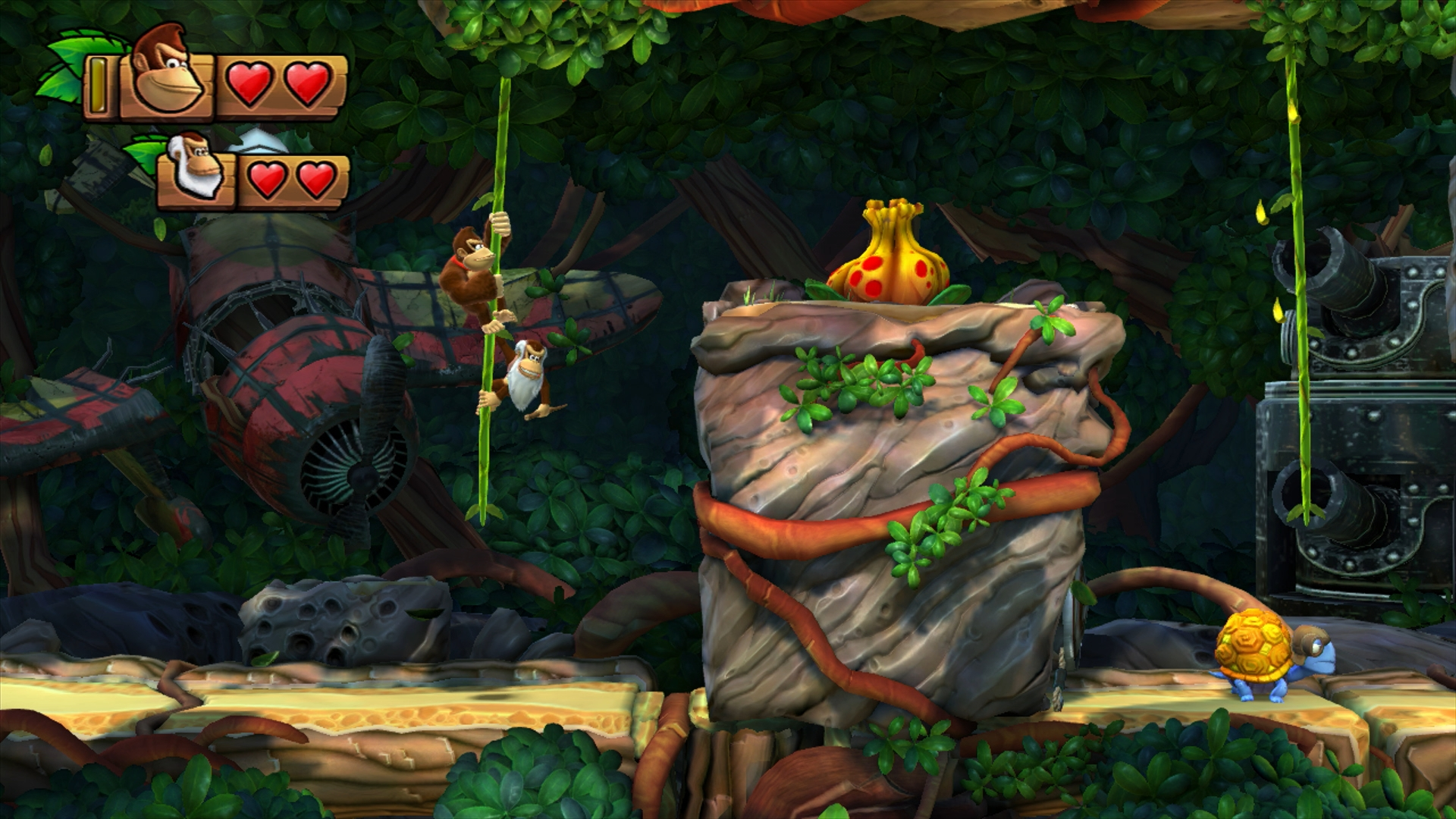 Donkey Kong Country Tropical Freeze The Escapist