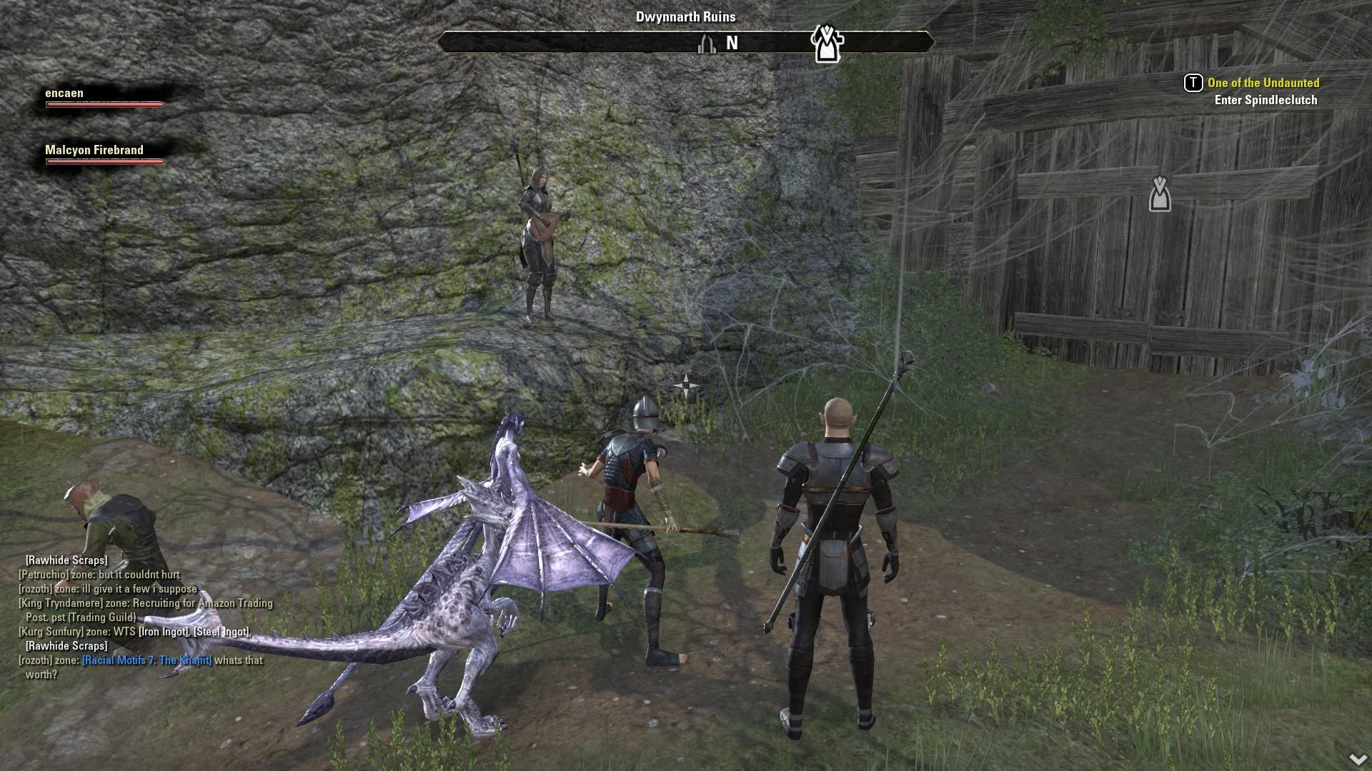 The Elder Scrolls Online - We Can MMO Too   Zero Punctuation Video