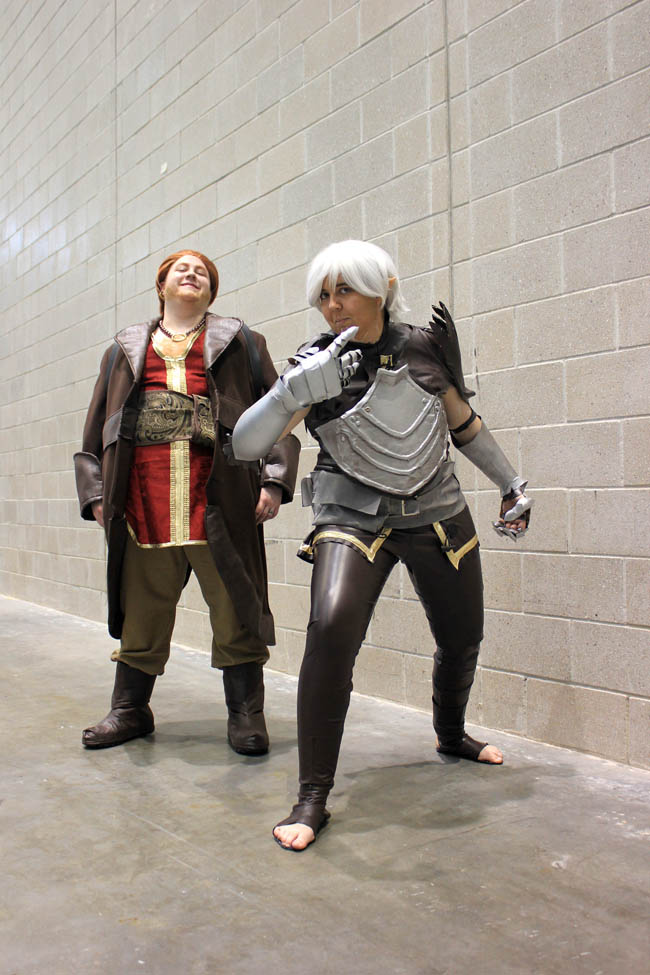 Cosplaying Means Making Mistakes: Talking Shop with Dragon ...