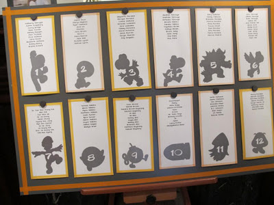 Artist Creates Amazing Mario-Themed Wedding Invites | The Escapist