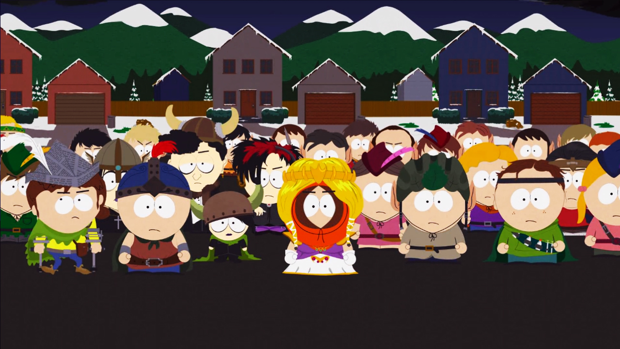 South Park The Stick Of Truth Yes There Really Were Crying