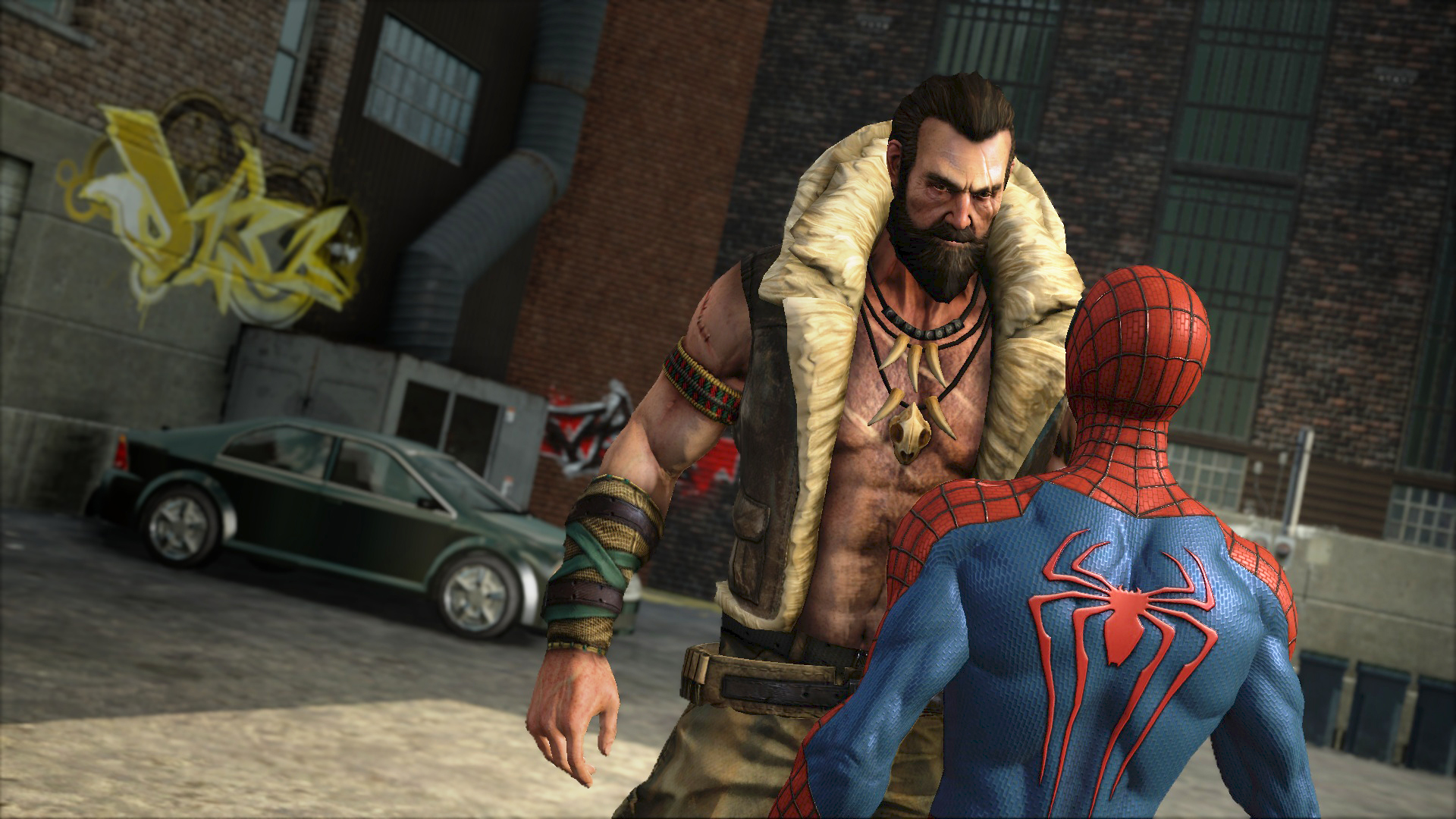 Ultimate spider man pc game ~ download full game.