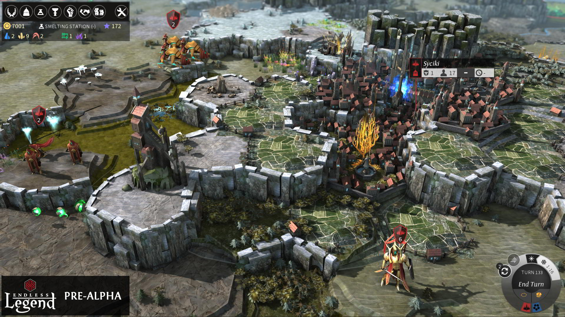 Endless Legend Review This Is Science Fantasy At Its