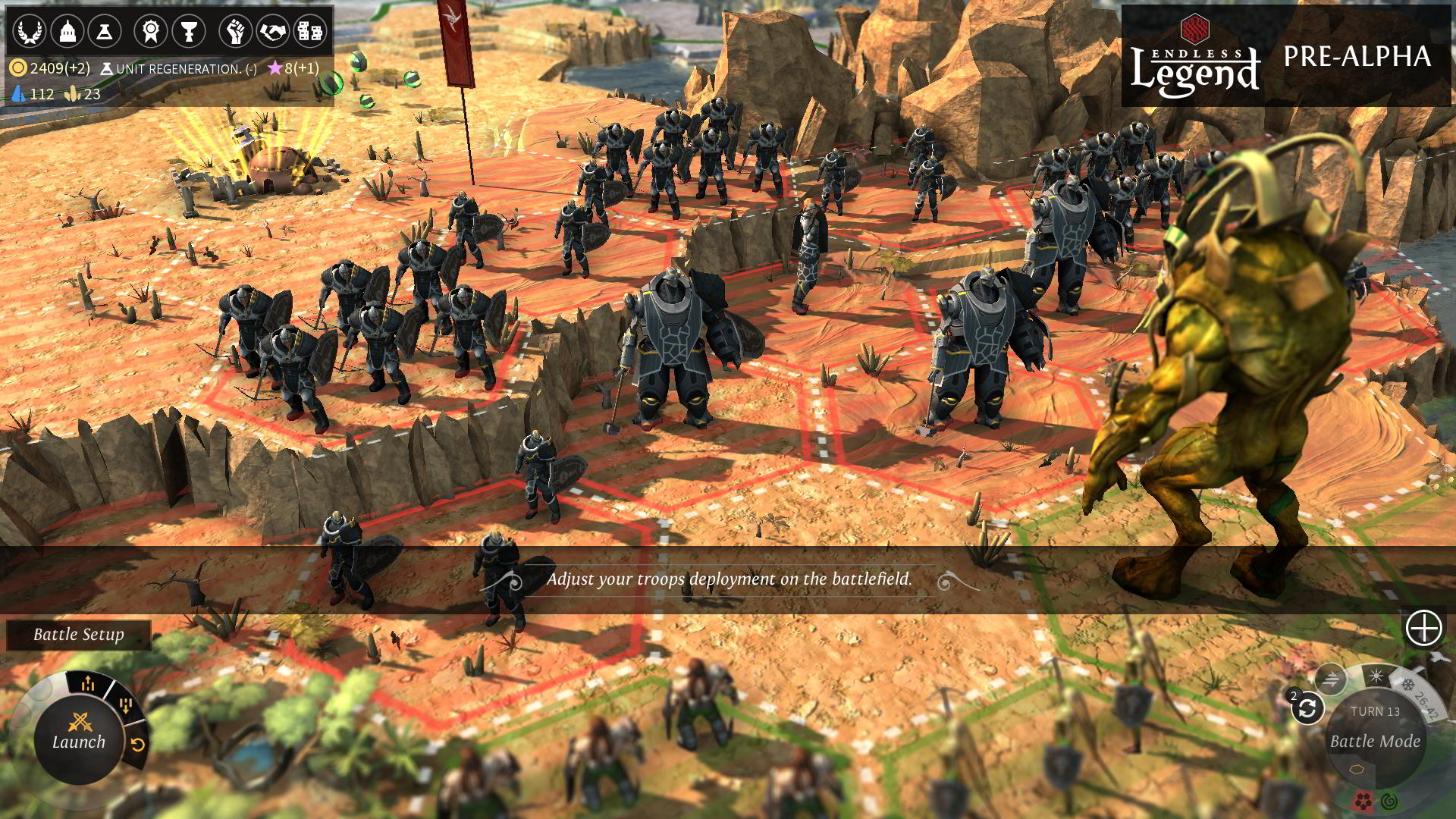 Endless Legend Review - This is Science-Fantasy at its Best