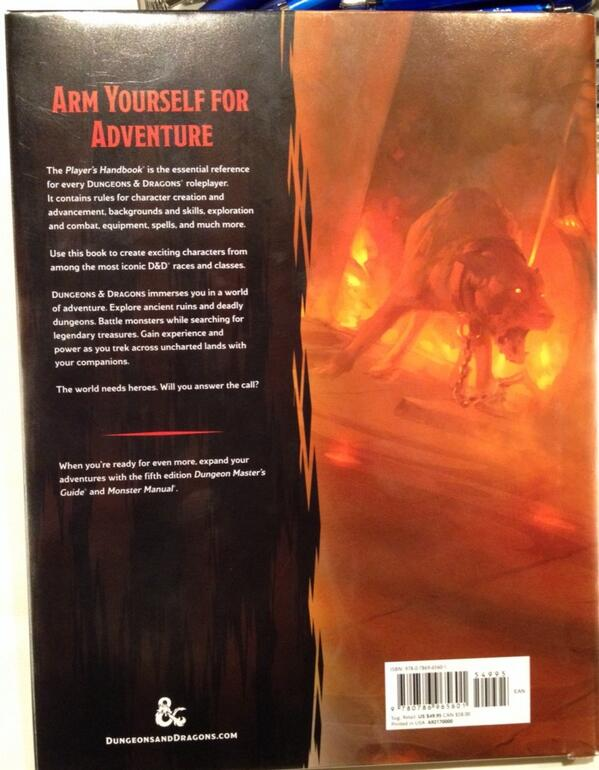 More Dungeons Amp Dragons Details Some Of Rulebook To Be