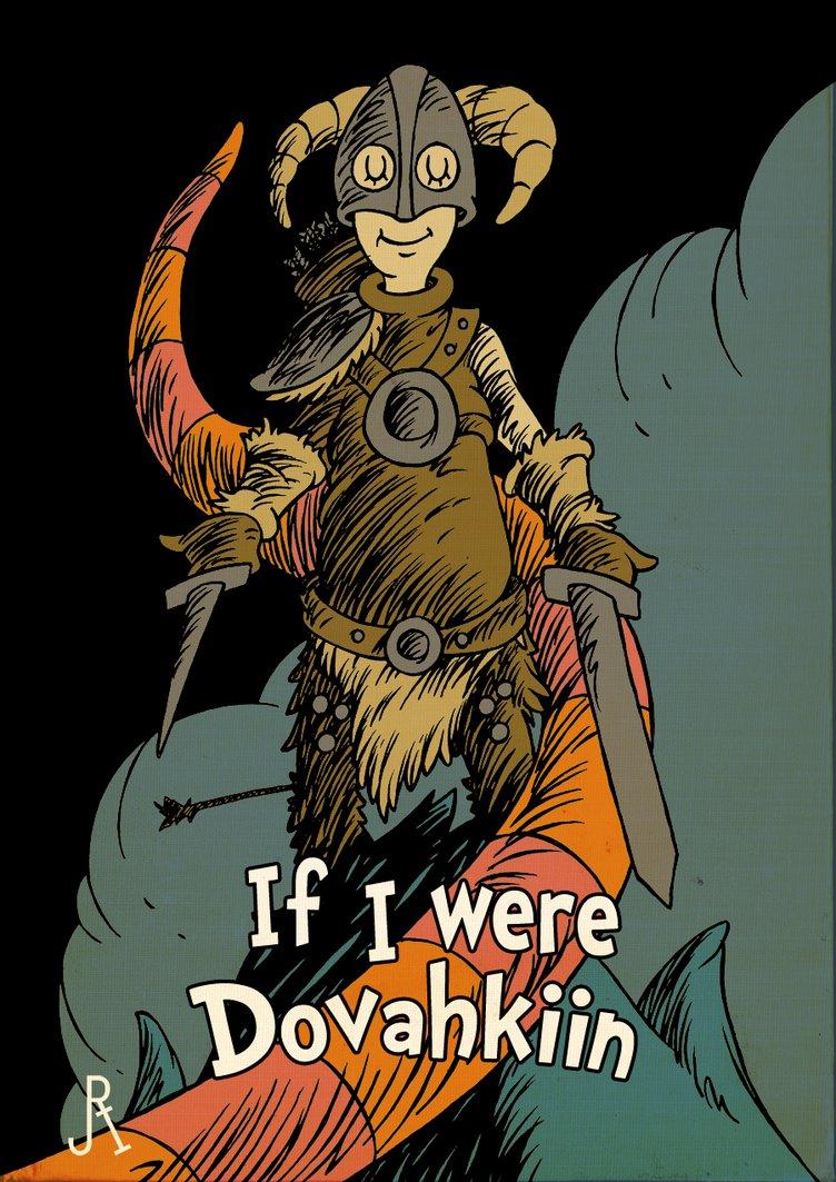 Artist Creates Horror Books For Children In Dr. Seuss
