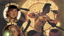 San Diego Comic Con variant by Adam Hughes.