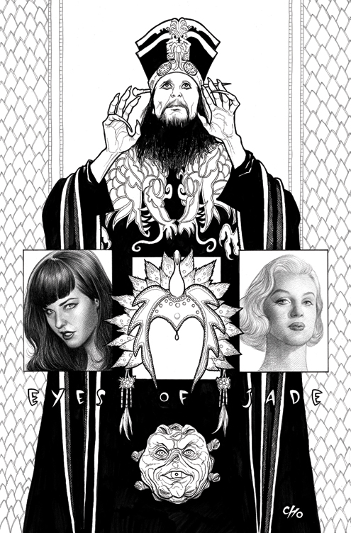 Retailer exclusive cover by Frank Cho.
