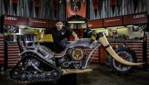 Horde motorcycle.