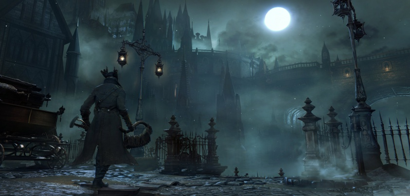 Dark Souls Ii Final Review The Trouble With Sequels: Bloodborne: Dark Souls Goes Gothic