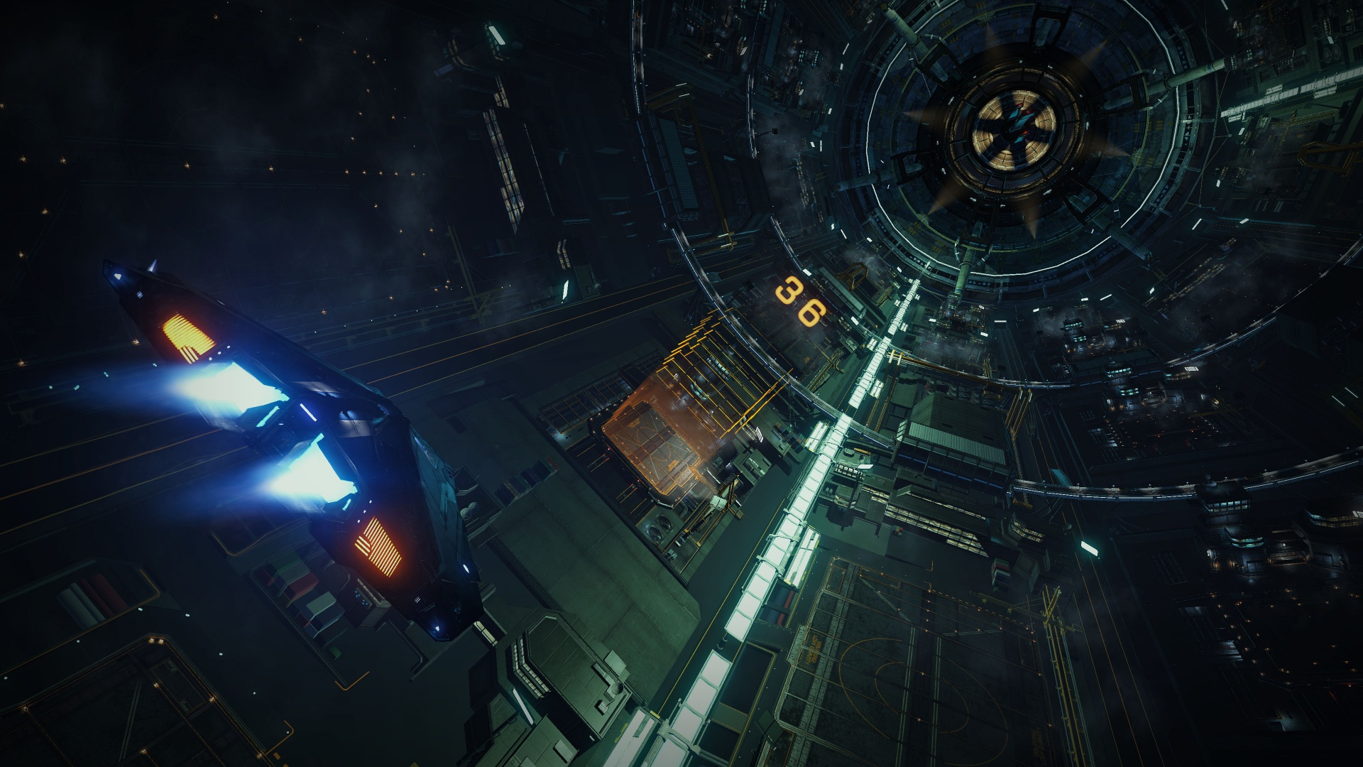 Elite: Dangerous - Oculus Support Puts You in Infinity | e3