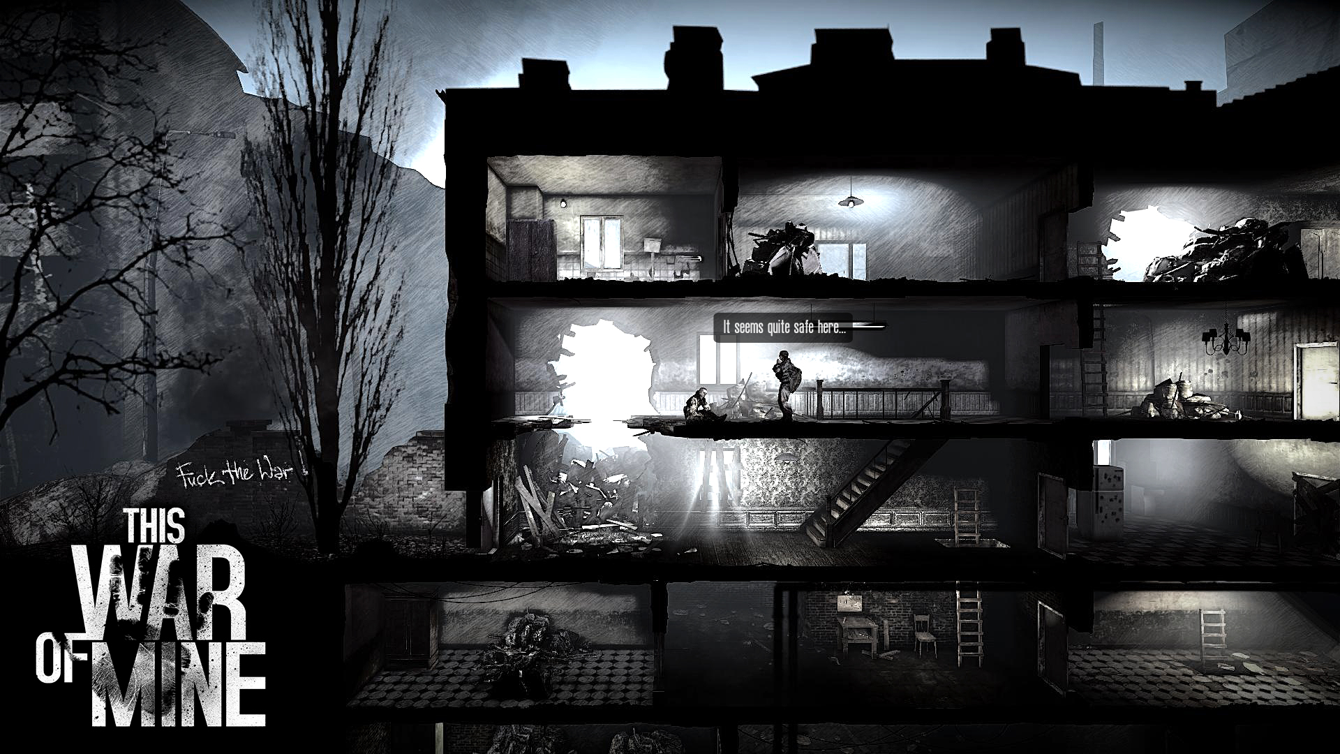 this war of mine trader time