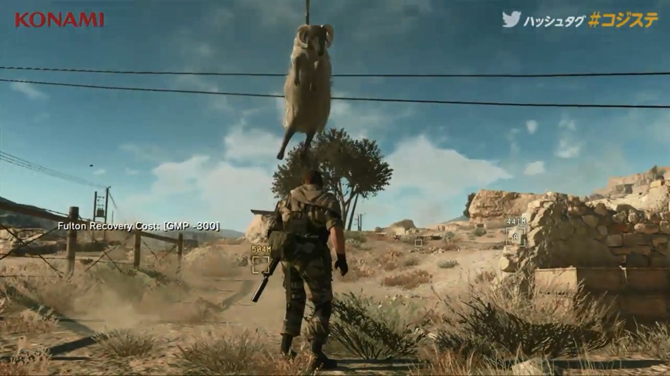 Metal Gear Solid 5 The Phantom Pain Presentation Has 30 Minutes Of