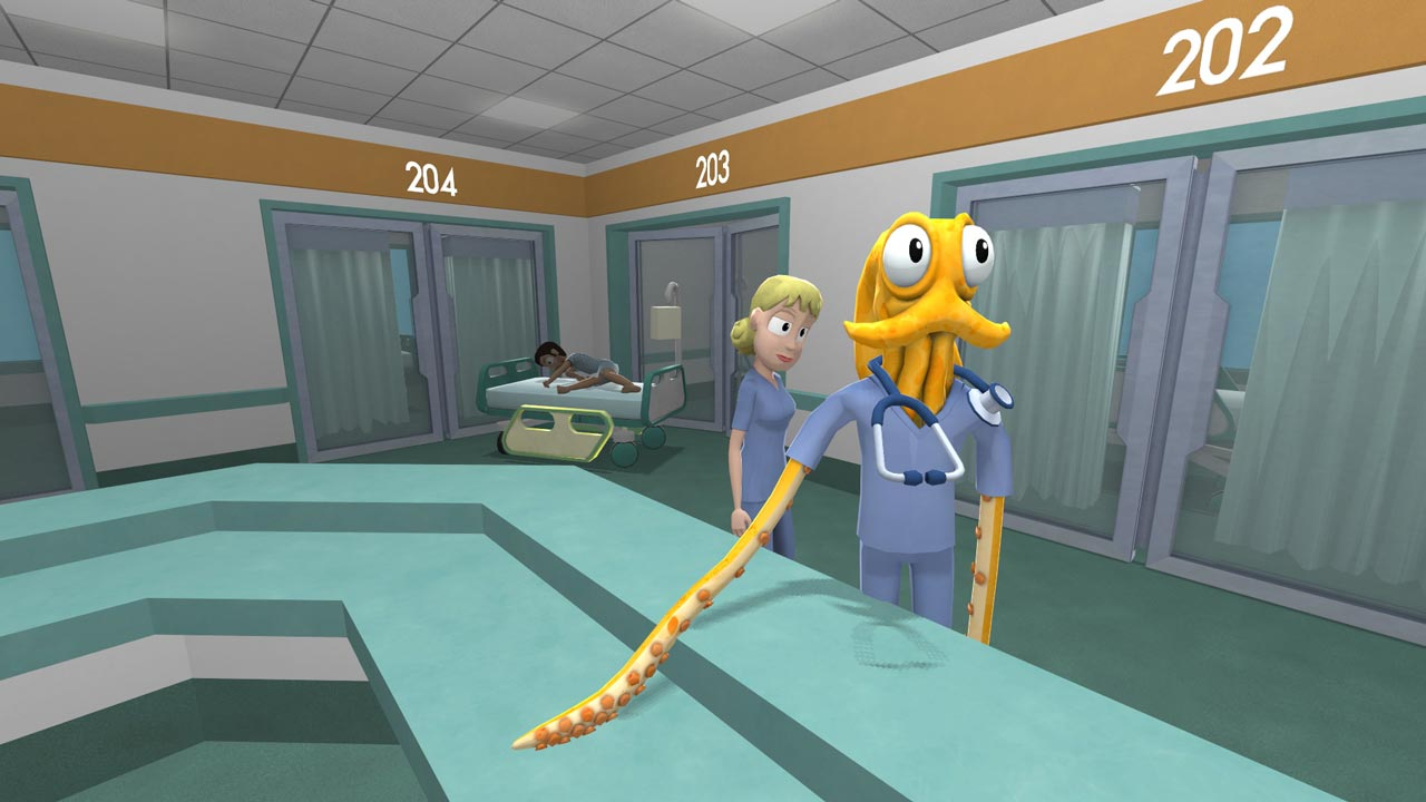 Octodad Shorts Free Dlc Announced With Live Action Trailer The