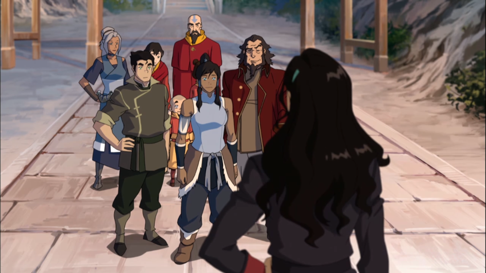 Legend of Korra Review: More Like Avatar, But Still Korra